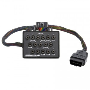 Heavy Duty OBD Breakout Box, J1962M to J1962F