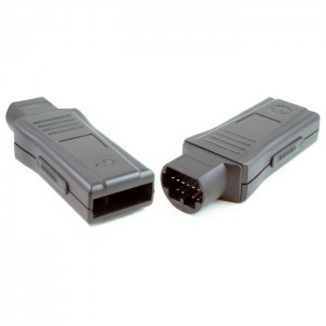 Connector, Toyota 17M to DB15RA Opening
