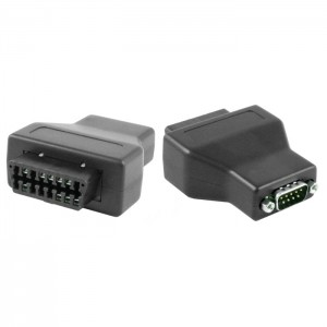 Adapter, J1962F to DB9M