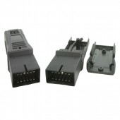 Connector, Daewoo/GM 12M to DB15RA Opening