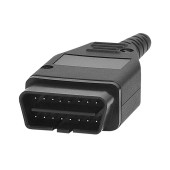 Connector, J1962M, Black